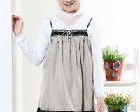100%银纤维吊带衫M8835